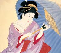 美女/日本仕女图古代美女 仕女图古典美女