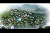 高层住宅景观 中心水景观园林效果图模板下载 图片编号 高清图片