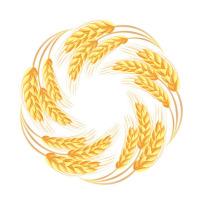卡通/麦穗流线图标
