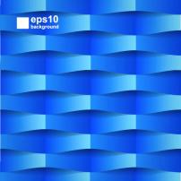 背景 素材/彩色几何图形拼凑背景矢量素材