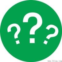 绿色 问号 宁波/绿色问号图标