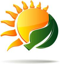 卡通 素材/矢量卡通太阳图形素材