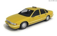 路虎 越野车 3d模型/出租车3D模型