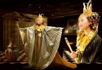 写真 模板/写真模板埃及艳后