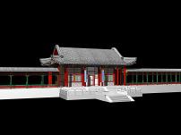 别墅 3d模型/3D模型