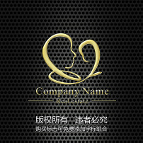母婴标识_SobabyHongKong母婴用品标志设计标志