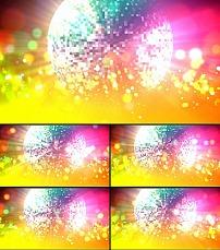 五彩斑斓绚丽布条