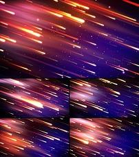 背景 视频/流星雨状高清视频背景