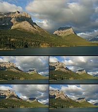 自然时间的流逝四季的变化图片