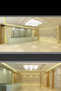 图片素材 形象墙/公司形象墙