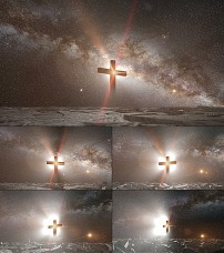 视频素材 十字架/教会十字架视频素材