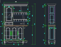 旋转楼梯施工详图模板下载(图片编号:11797938)图片