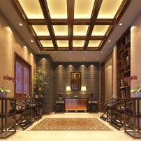 设计 自助餐/3dmax模型素材中式风格会客厅