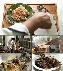 大厨做菜过程视频图片