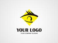 logo 时尚 简约/简约大气眼镜店时尚服装品牌logo 已下载0 次