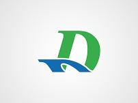 英文字母d字体设计图片