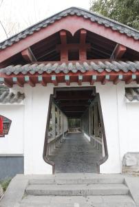 古建筑群传统中式建筑古建筑图片