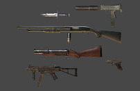 设计 模型/武器枪支兵器模型FB 下载0 次