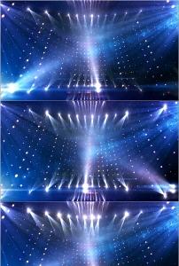 动感音乐舞台灯光秀演出开场舞台背.图片