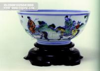 艺术 陶瓷/盘子花瓶 中国风 陶瓷艺术品...